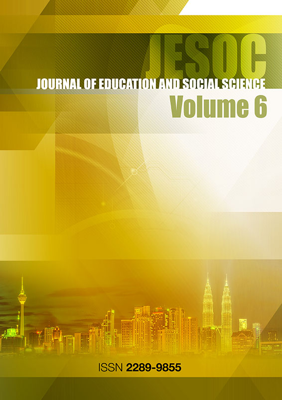 Cover JESOC VOL. 6, February 2017
